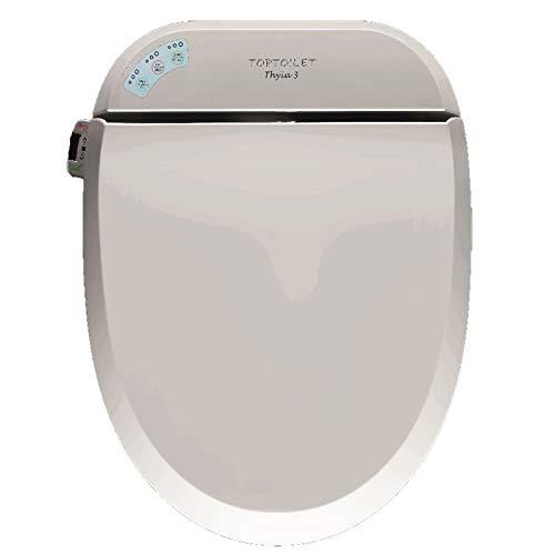 Abattant WC japonais Thyïa 3 TopToilet - Chauffant et séchant