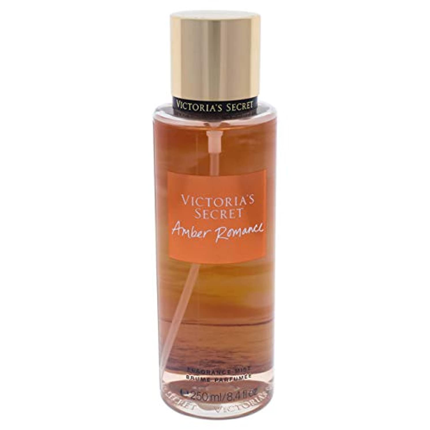 レシピ過去フェミニンVictorias Secret Amber Romace Body Mist for Her 250ml