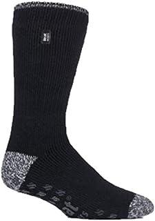 Heat Holders Original Winter Warm Thermal Slipper Socks with Grip Sole
