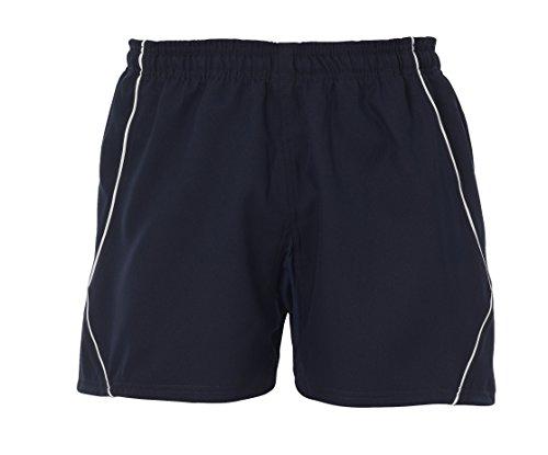 Blk Kinder Elite Shorts Bekleidung Teamsport, Marine, 164