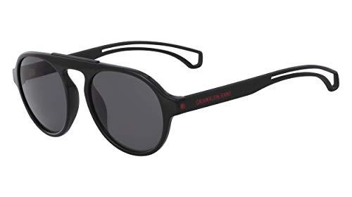 Calvin Klein CKJ19502S gafas de sol, Negro, One Size Unisex Adulto