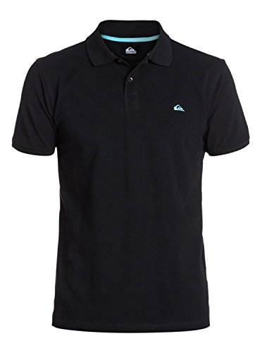 Quiksilver Falkirk Polo Homme Anthracite FR : XXL (Taille Fabricant : XXL)