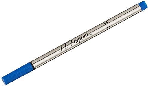 S.T Dupont d-40830punta de fibra–Recarga para bolígrafo Convertible, color negro