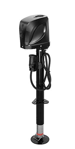 Uriah Products UC500010 Electric Trailer Jack (7-Way Connector, 5000 lb. 12V DC)