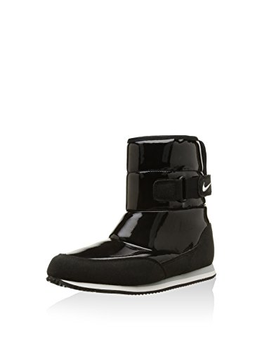 Nike Stiefelette anthrazit/schwarz EU 38.5 (US 6Y)