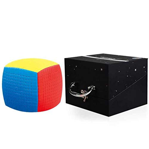 Magic Cube,13X13x13 Bread Shape Racing Magic Intelligence 13Th-Order Speed Cube Puzzle Brain Game for Adults and Professional Enthusiasts