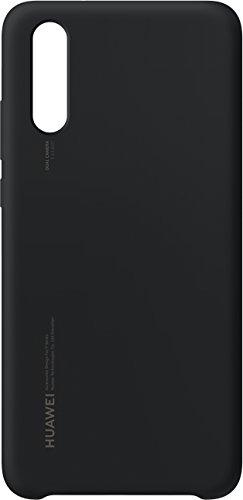 HUAWEI BXHU2365 - Funda de silicio para P20, Color Negro