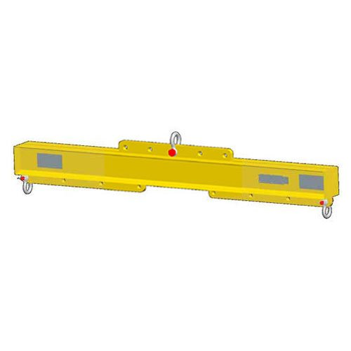Check Out This M&W 60-120 Economy Lift Beam Adjustable Length - 10,000 Lb. Capacity