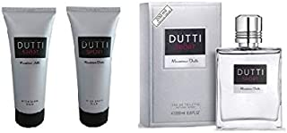 Massimo Dutti Sport Set EDT 200ml + 2 Aftershave 100ml