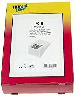 Moulinex – Bolsas para aspirador (X6) alto Optimo Galeo – 000180-k: Amazon.es: Grandes electrodomésticos