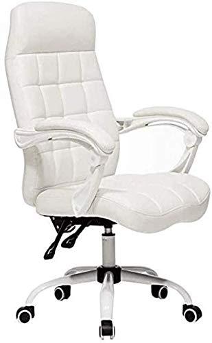 TXX Stuhl Bürostuhl Hoher Rücken Buch Tische Und Stühle Computer Administrativ Mit Haltegriffen Drehbare Zum Haushalt Schlafzimmer Büro Ergonomisch/A/Load bearing150kg