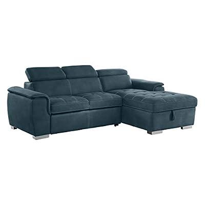 Homelegance Adjustable Pull-Out Sofa Bed