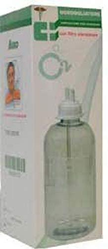 Gorgogliatore ossigeno completo di tubo e occhialini - terapia ossigeno - uso professionale o domiciliare