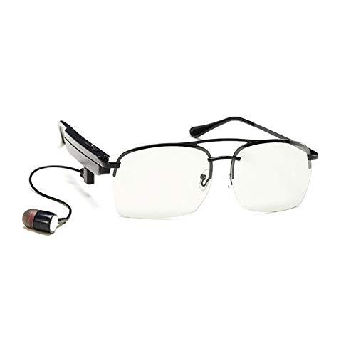 YLJXXY Gafas Bluetooth Gafas de Sol Polarizadas Auriculares Deportivos Oreja Abierta Manos Libres Reducción Ruido Micrófono