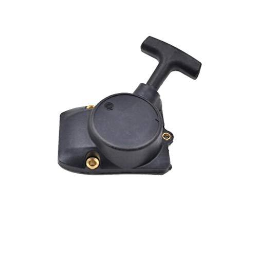 Segadora Extractor de 2 movimientos de retroceso del generador de arranque creativo con la manija para motor de gasolina FS75 FS80 FS85 FS80R cortacéspedes Accesorios Herramientas prácticas