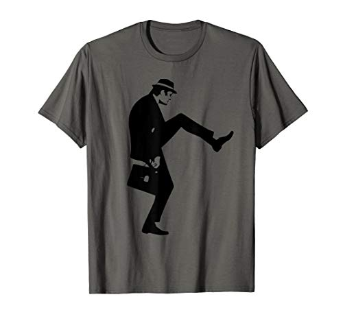 The Ministry of Silly Walks Monty Shirt Python T-Shirt