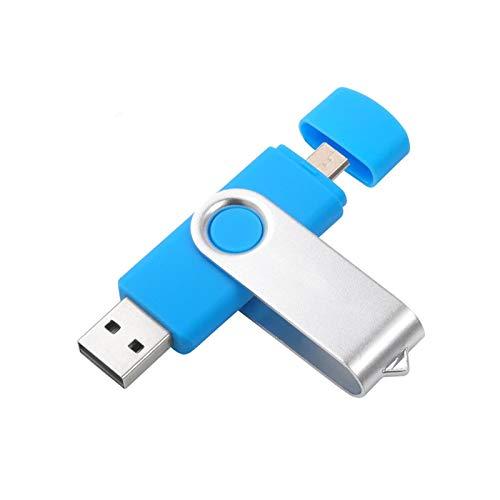 OTG 3 en 1 Tipo C Unidad Flash USB 4GB 8GB 16GB 32GB 64GB USB Flash Drive para computadora / Android Teléfono