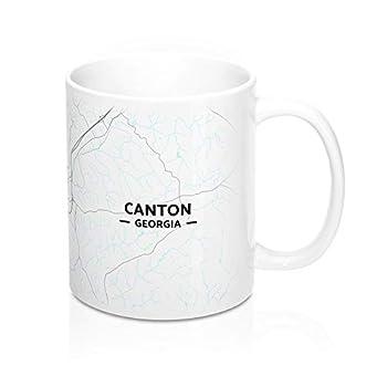 Best canton georgia map Reviews