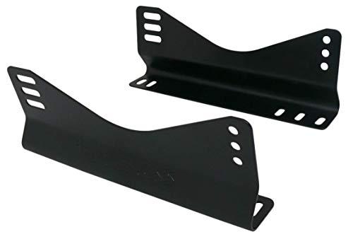 Invictus Side Mount Bucket Race Seat Brackets (1 Pack, Black)