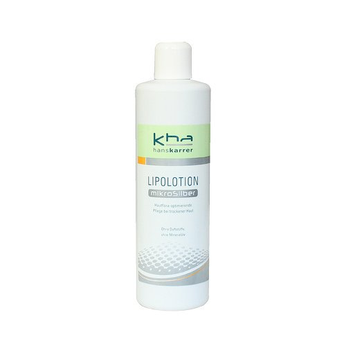 Hans Karrer Lipolotion Mikrosilber Lotion, 500 ml