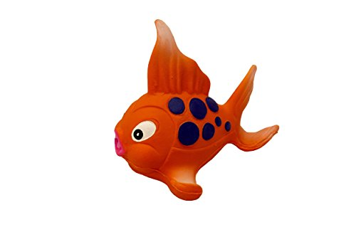 Lanco Natural Rubber Bath Toy - Kissy Fish