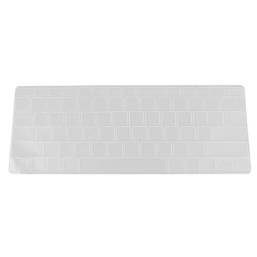 Homyl TPU Keyboard Cover Skin Protector Para Microsoft Surface Book 2