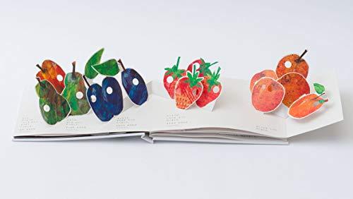 大人になってから読み返すとその奥の深さと楽しさを再発見できそうな「はらぺこあおむし」の絵本ですが、嬉しいことに2019年に「とびだす! はらぺこあおむし (POP‐UP BOOK) 」が発売されました。ページを開くと、色とりどりの果物が立ち上がったり、蝶がはばたいたり、はらぺこあおむしの懐かしい成長物語を、時代を越えて立体的な動きとともに楽しめる本は、リビングに置いておけば、お客様が懐かしいと手に取って、昔と違う仕掛けに驚きそう。
