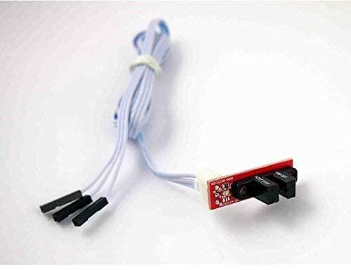JRUIAN Accessori per Stampanti 5 pz Ottico Endstop-RepRap/Mendel/Prusa/RAMPS v1.4 Stampante 3D