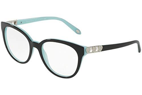 Occhiale da vista Tiffany TF2145 8055 cal.54 nero black montatura eyeglasses new