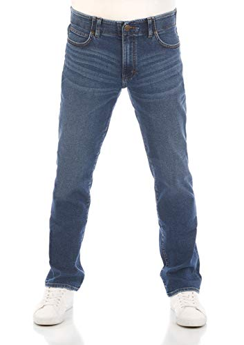 Lee Extreme Motion Straight Jeans, General, 34W / 32L Uomo