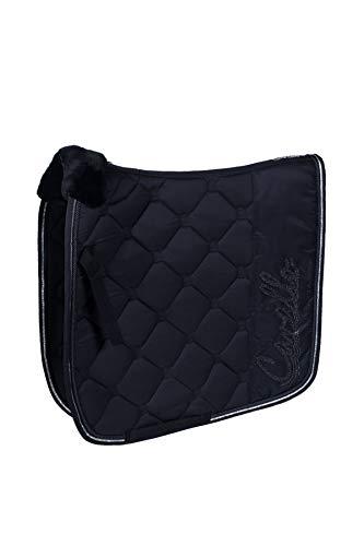Cavallo Schabracke Holly - Horsefashion 2019, Größe:Dressur, Farbe:darkblue