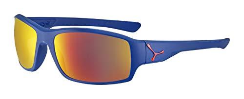 Cébé Haka Gafas de sol Matt Navy Unisex-Adult Medium