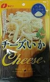 なとり『チーズいか』