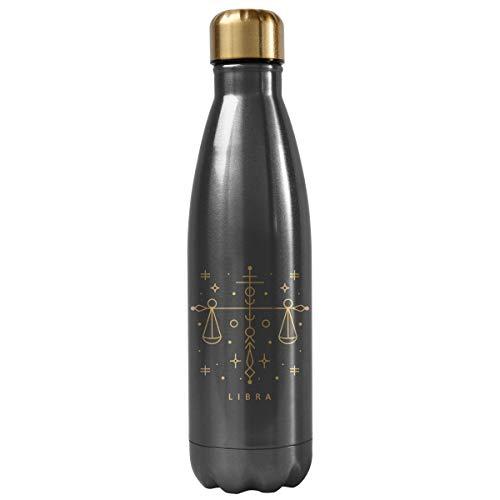 Karma Gifts, Libra Zodiac Wasserflasche, 473 ml