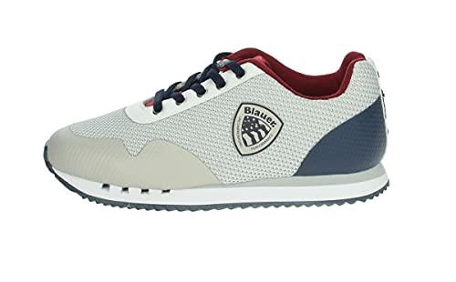 Blauer Zapatillas Deportivas para niño con Cordones elásticos Sport Run S1DASH01MES