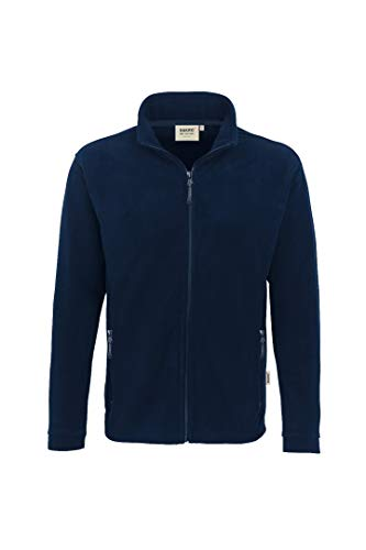 Hakro Fleece Jacke Langley, tinte, 4XL
