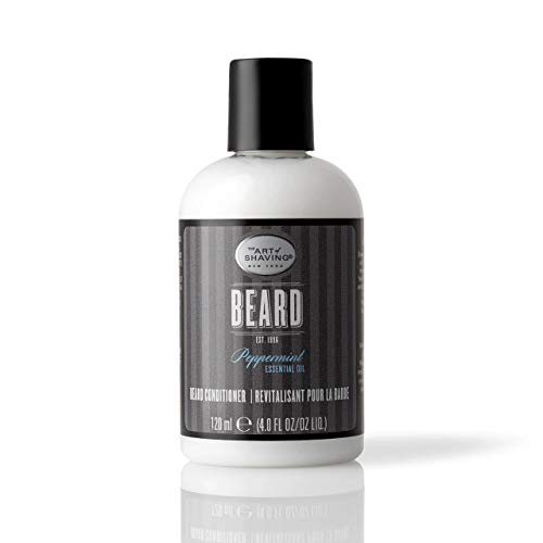 The Art Of Shaving Beard Conditioner - Peppermint Essential Oil 120ml
