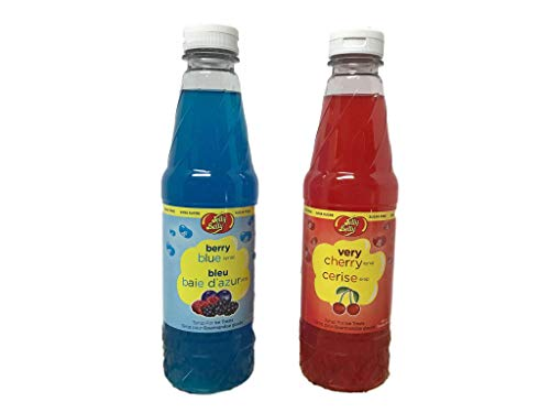 snow cone jelly belly syrup - 5