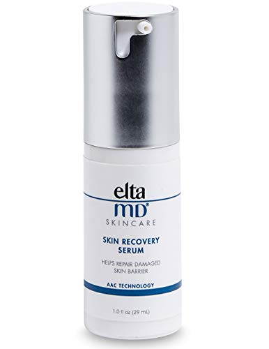 EltaMD Skin Recovery Face Serum Repairs Damaged Skin, Amino Acid and Antioxidant Formula, 1 Fl Oz