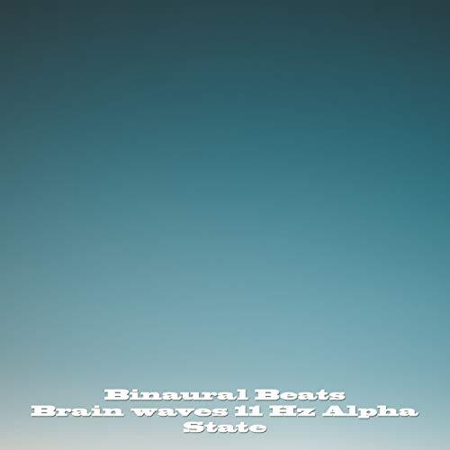 Alpha Brain Waves 11 Hz L-150 Hz R-139 Hz