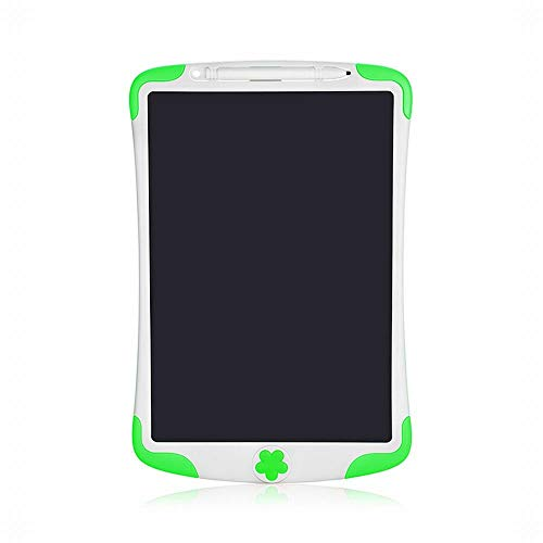 BXGZXYQ 8,5-Zoll-LCD-Tablet Aufklärung frühe Kindheit Bildung Puzzle Tablet Whiteboard Writing Board Boogie Board (Farbe : Green)