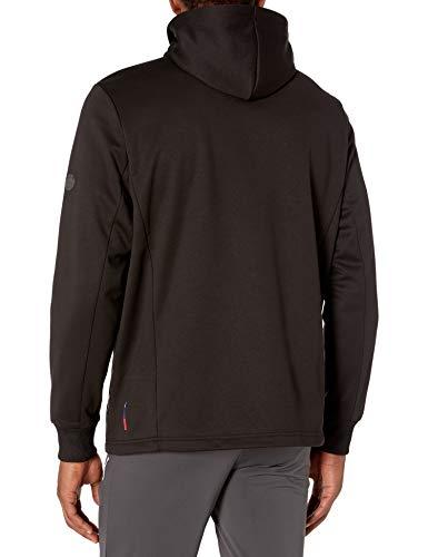 PUMA Men's BMW Motorsport Life Sweat Jacket Sweatshirt, Black, Medium