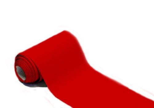 Handycop® Viperstreifen 324 Blut-Rot 10 x 400 cm - Hochleistungsfolie Deko Auto Folie