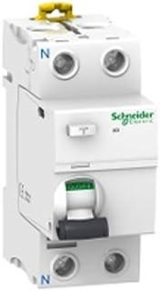 Schneider Electric a9r21225Interruttore differenziale IID, 2P, 25A, 30mA, classe A