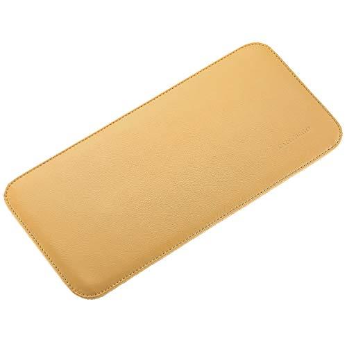 CHICECO Handbag Base Shaper for Neverfull MM Speedy 30, Vegan Leather and Felt - Beige