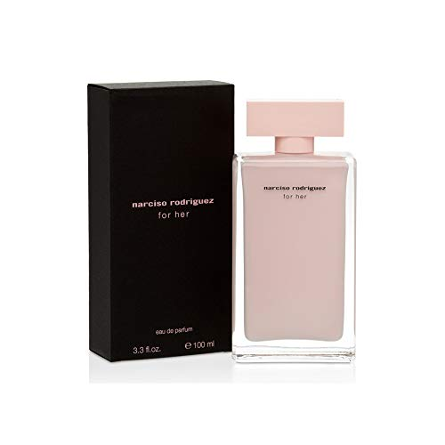 Narciso Rodriguez For Her femme/woman, Eau de Parfum, Vaporisateur / Spray, 1er Pack (1 x 100 ml)