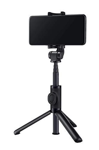 realme Selfie Stick with Tripod and Wireless Bluetooth 5.1 Remote- Black