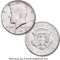 1970-D & 1970-S Kennedy Half Dollar Set – Proof and...