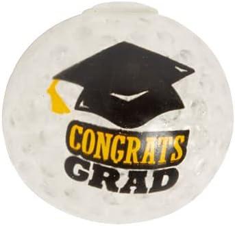 O.E. Ojis Ecart 12 Pc Graduation Water Bead Squeeze Balls