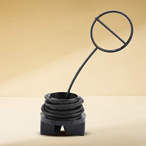 Changor Tapa de Aceite Combustible, Resistente, Resistente y fácil de Instalar Tapa de Aceite Combustible para Motosierra Poulan Pro Hecha de ABS